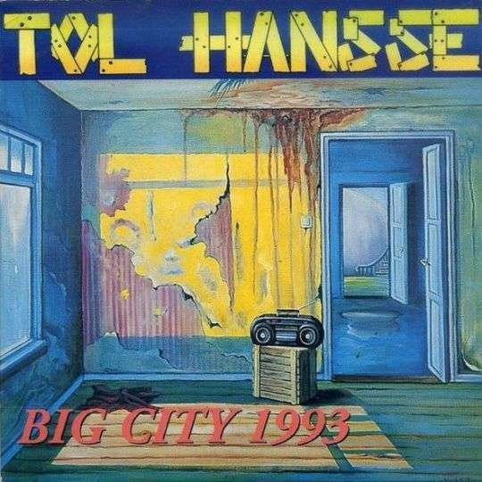 Coverafbeelding Big City 1993 - Tol Hansse