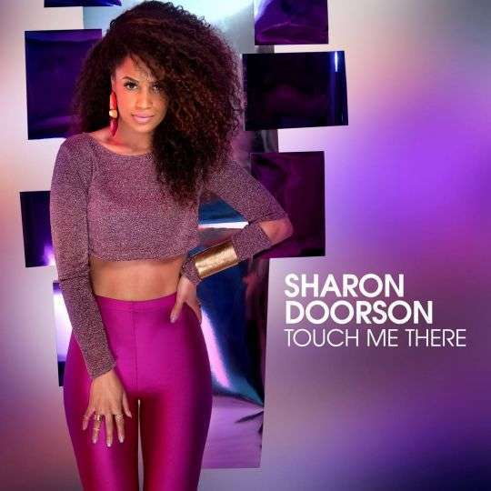 Coverafbeelding Touch Me There - Sharon Doorson