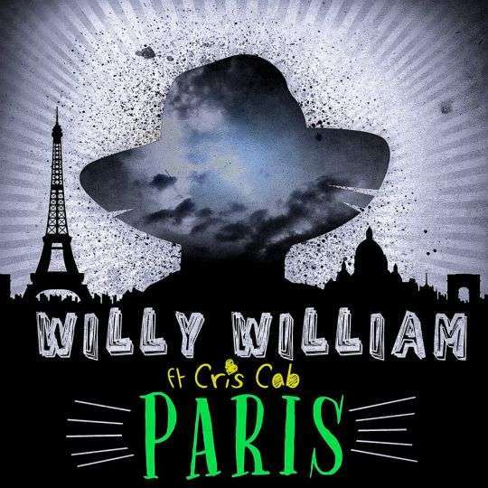 Coverafbeelding Paris - Willy William Ft Cris Cab