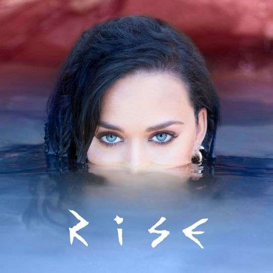 Coverafbeelding Rise - Katy Perry