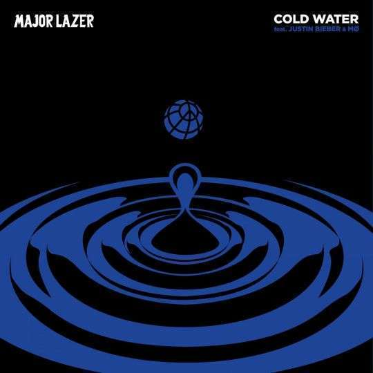 Coverafbeelding Cold Water - Major Lazer Feat. Justin Bieber & M�