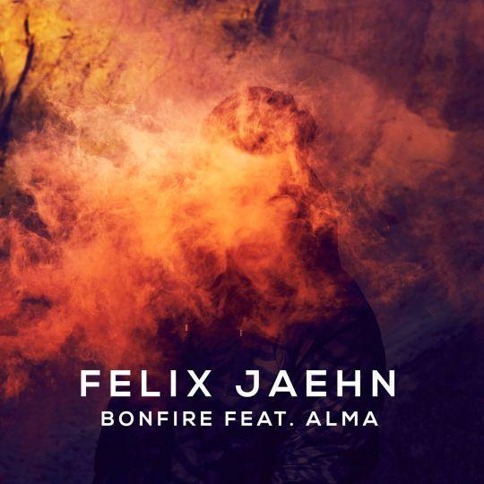 Coverafbeelding Bonfire - Felix Jaehn Feat. Alma
