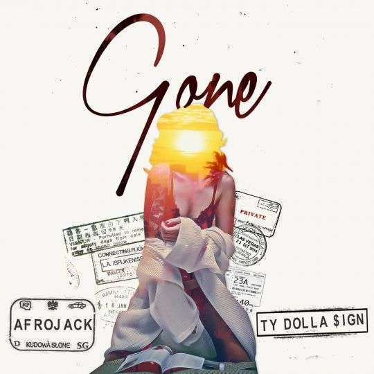 Coverafbeelding Gone - Afrojack & Ty Dolla $Ign