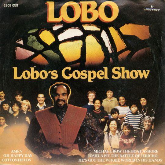 Coverafbeelding Lobo's Gospel Show - Lobo ((Nld))