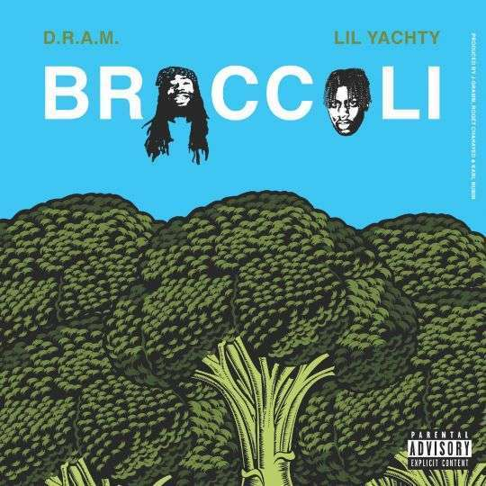 Coverafbeelding D.R.A.M. & Lil Yachty - Broccoli