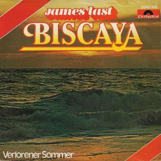 Coverafbeelding Biscaya - James Last
