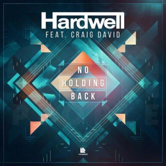 Coverafbeelding Hardwell feat. Craig David - No holding back