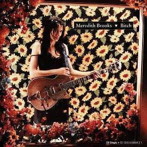Coverafbeelding Meredith Brooks - Bitch