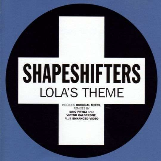 Coverafbeelding Shapeshifters - Lola's Theme
