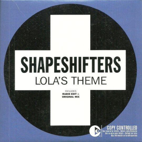 Coverafbeelding Lola's Theme - Shapeshifters
