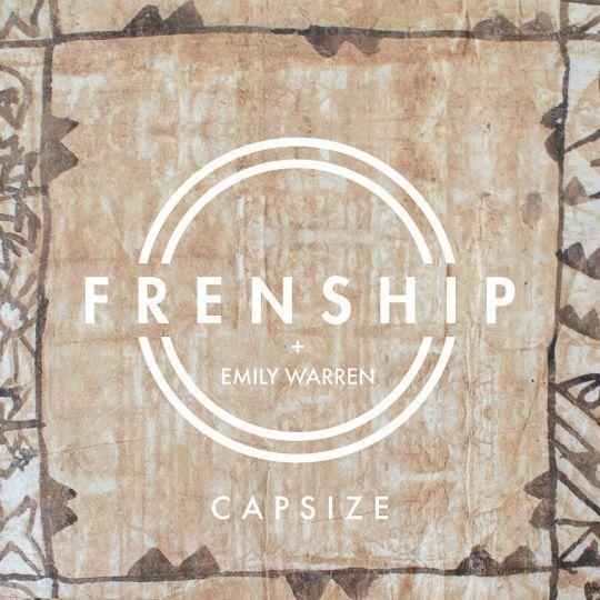Coverafbeelding Frenship + Emily Warren - Capsize