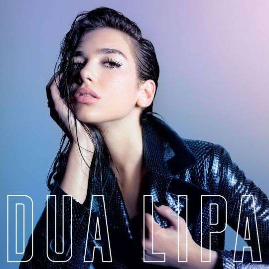 Coverafbeelding Blow Your Mind (Mwah) - Dua Lipa