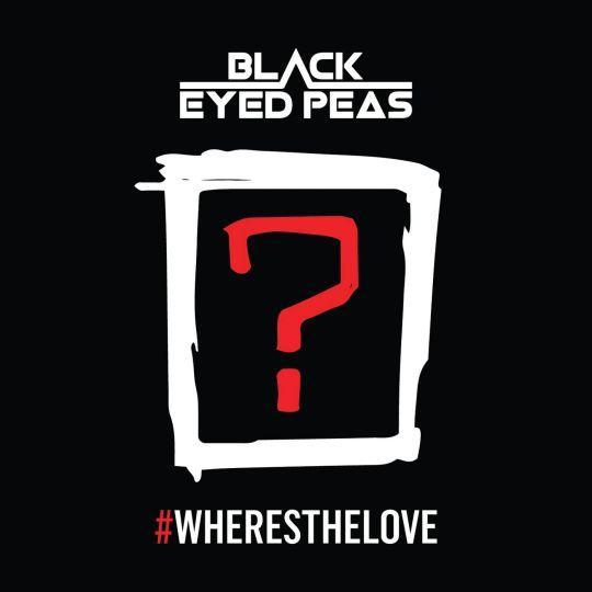 Coverafbeelding Black Eyed Peas - #Wheresthelove