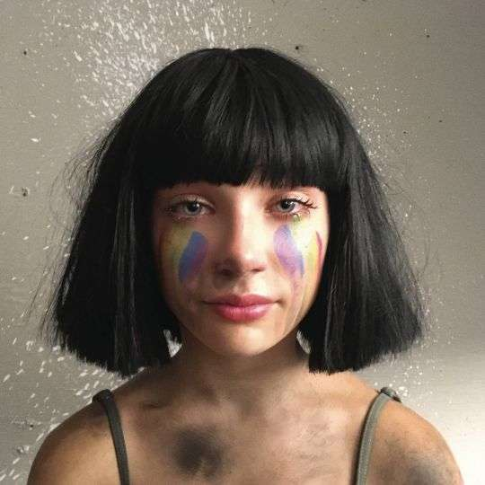 Coverafbeelding Sia feat. Kendrick Lamar - The greatest