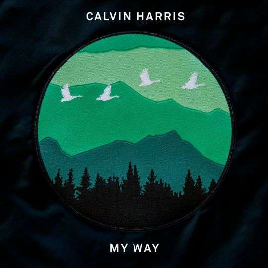 Coverafbeelding Calvin Harris - My way