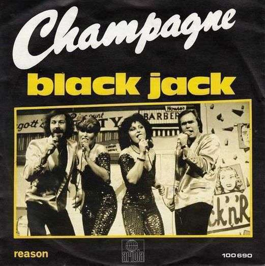 Coverafbeelding Black Jack - Champagne