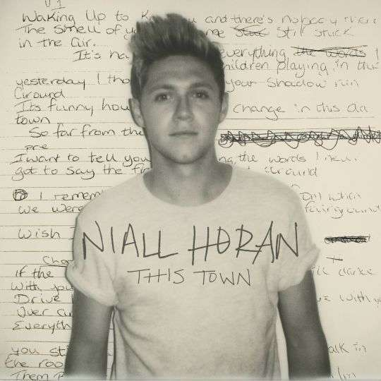 Coverafbeelding This Town - Niall Horan