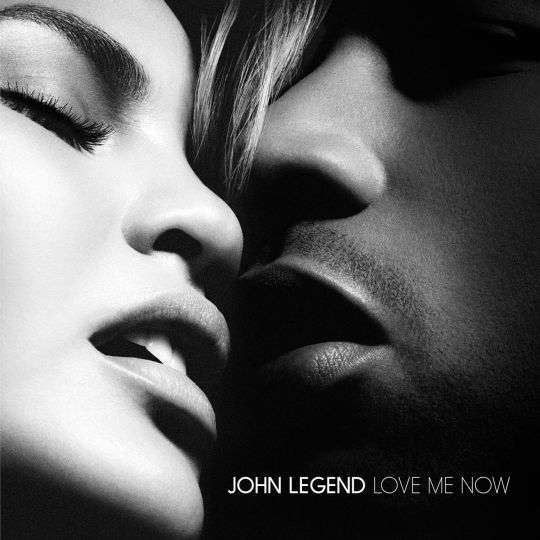 Coverafbeelding Love Me Now - John Legend