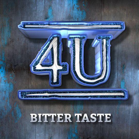 Coverafbeelding 4U - Bitter taste