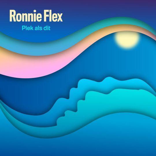 Coverafbeelding Plek Als Dit - Ronnie Flex