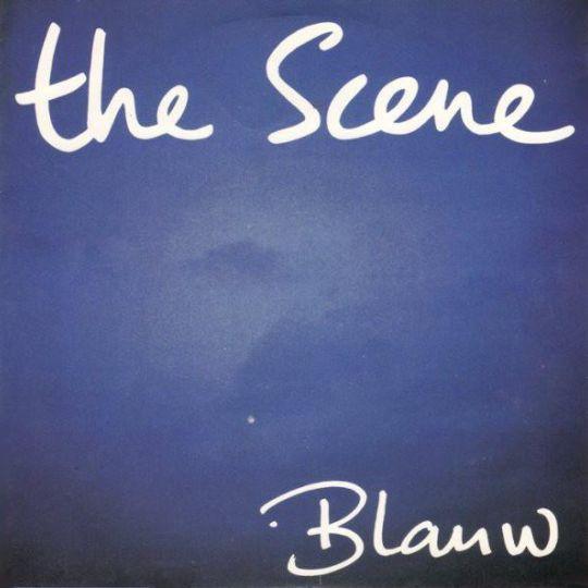 Coverafbeelding Blauw - The Scene