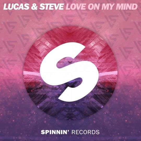 Coverafbeelding Lucas & Steve - Love on my mind