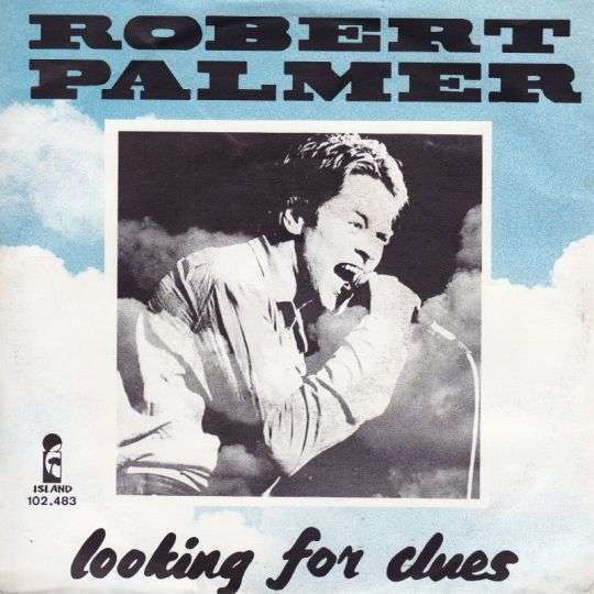 Coverafbeelding Looking For Clues - Robert Palmer