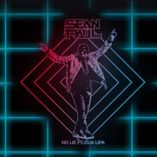 Coverafbeelding Sean Paul feat. Dua Lipa - No lie