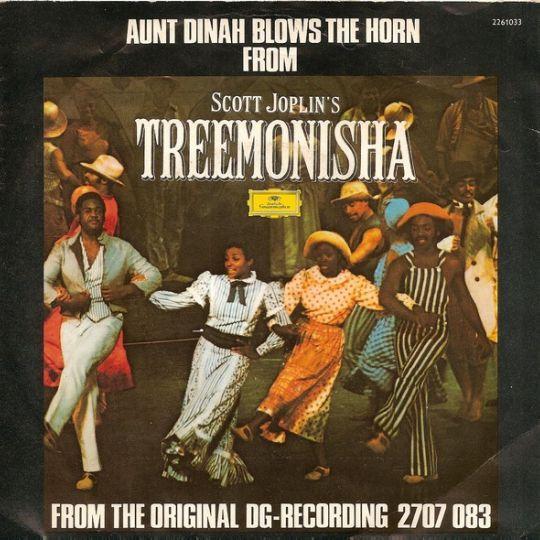 Coverafbeelding Scott Joplin's Treemonisha - Aunt Dinah Blows The Horn
