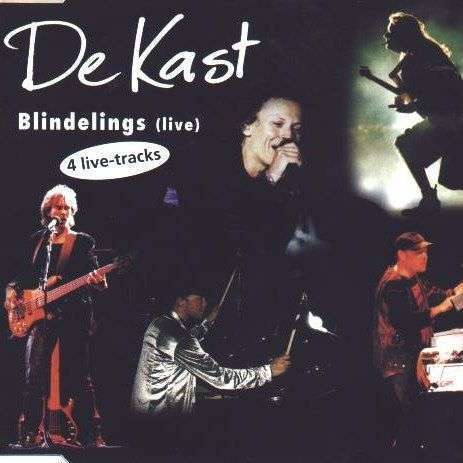 Coverafbeelding Blindelings (Live) - De Kast