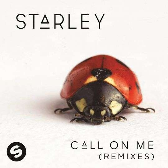 Coverafbeelding Call On Me (Ryan Riback Remix) - Starley