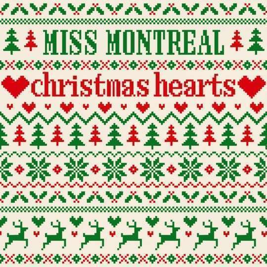 Coverafbeelding Christmas Hearts - Miss Montreal