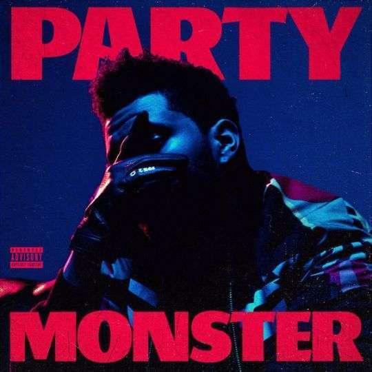 Coverafbeelding The Weeknd - Party Monster