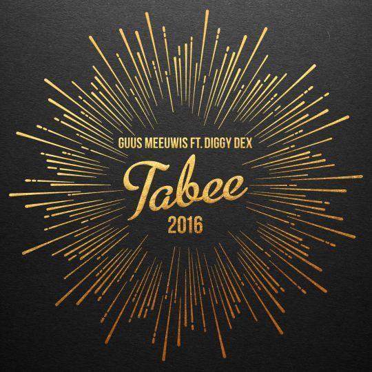 Coverafbeelding Tabee 2016 - Guus Meeuwis Ft. Diggy Dex