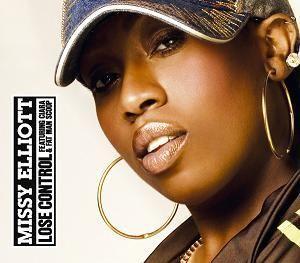 Coverafbeelding Missy Elliott featuring Ciara & Fat Man Scoop - Lose Control