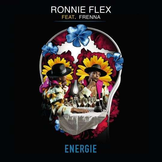 Coverafbeelding Ronnie Flex feat. Frenna - Energie