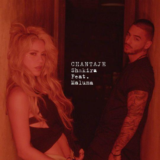 Coverafbeelding Chantaje - Shakira Feat. Maluma