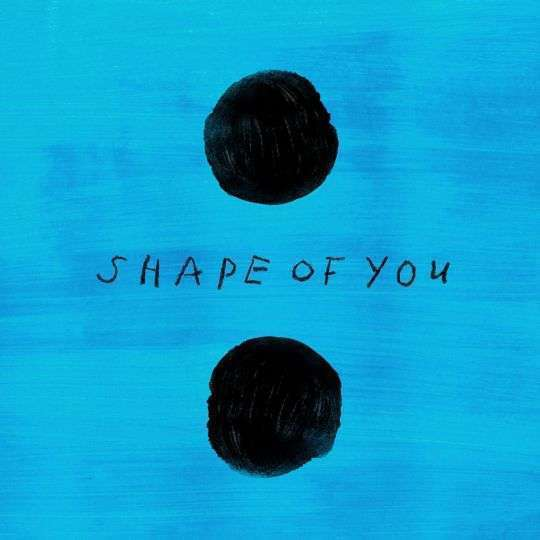 Coverafbeelding Ed Sheeran - Shape of you