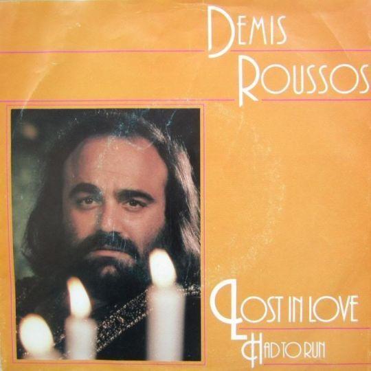 Coverafbeelding Demis Roussos - Lost In Love