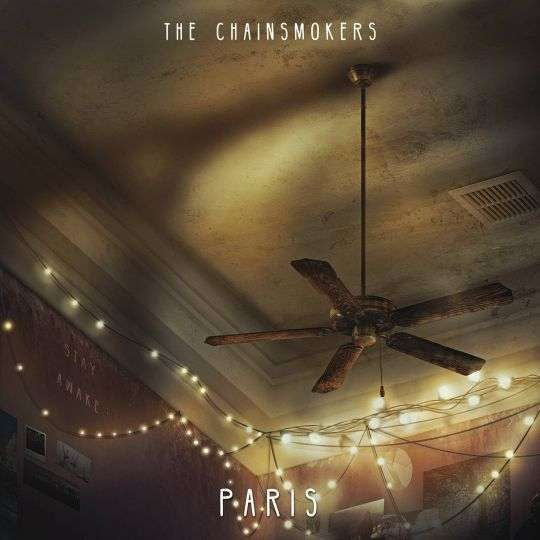 Coverafbeelding The Chainsmokers - Paris