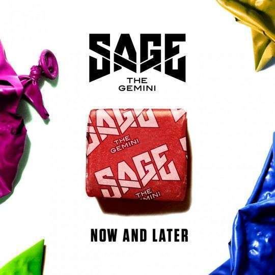 Coverafbeelding Now And Later - Sage The Gemini