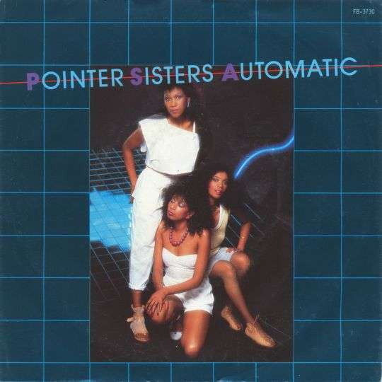 Coverafbeelding Automatic - Pointer Sisters