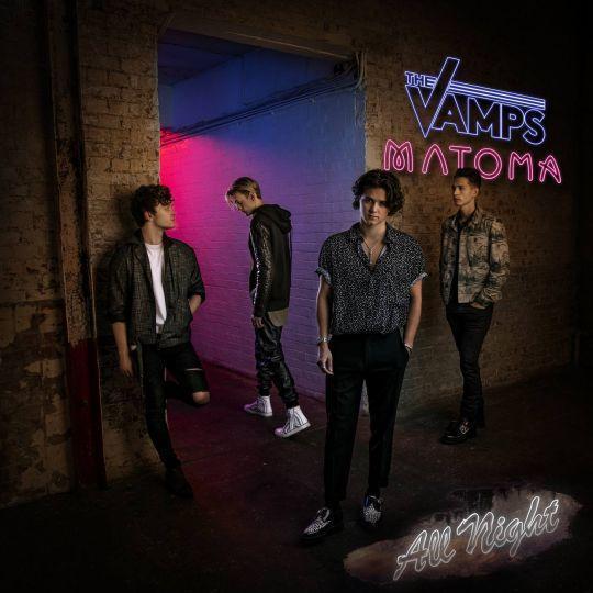 Coverafbeelding The Vamps & Matoma - All night