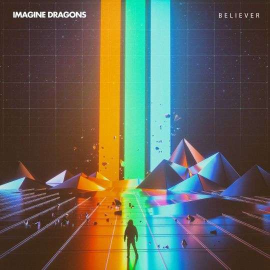 Coverafbeelding Believer - Imagine Dragons