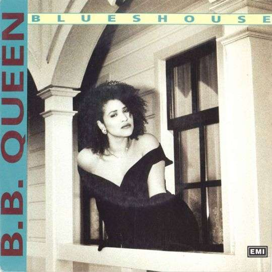 Coverafbeelding Blueshouse - B.b. Queen