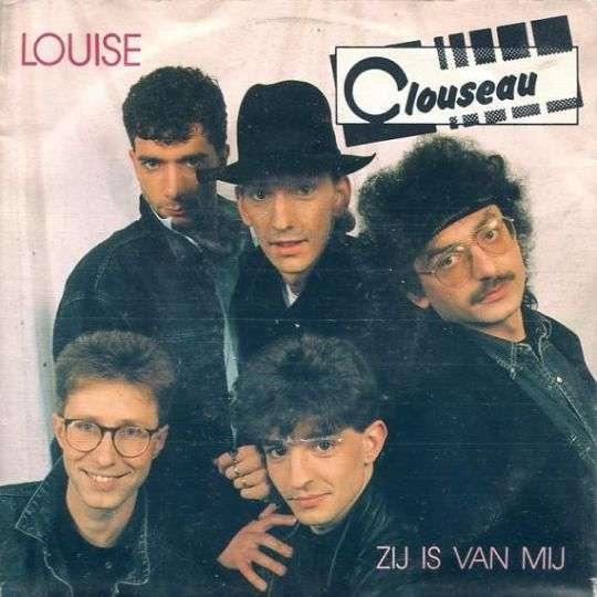 Coverafbeelding Louise - Clouseau