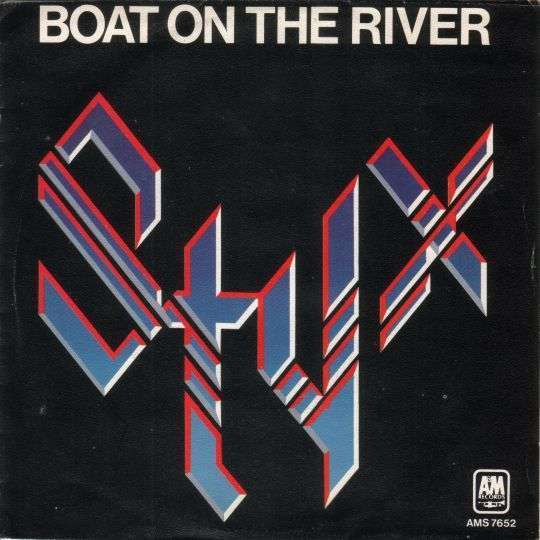 Coverafbeelding Boat On The River - Styx
