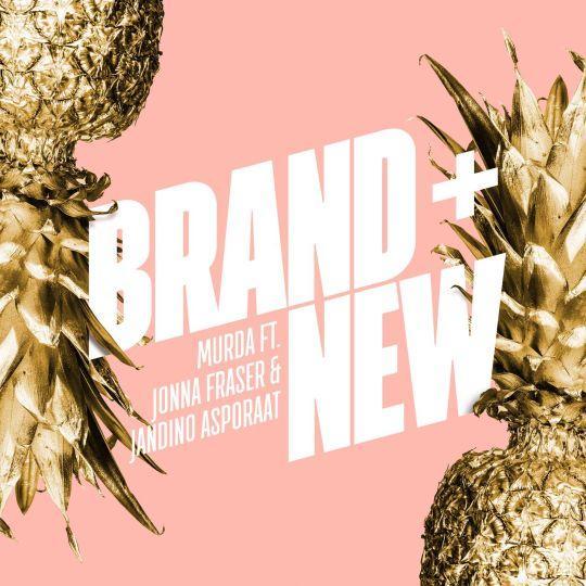 Coverafbeelding Brand + New - Murda Ft. Jonna Fraser & Jandino Asporaat
