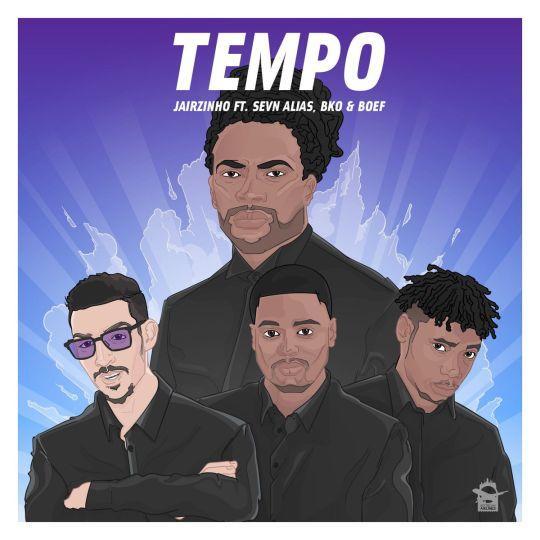Coverafbeelding Tempo - Jairzinho Ft. Sevn Alias, Bko & Boef