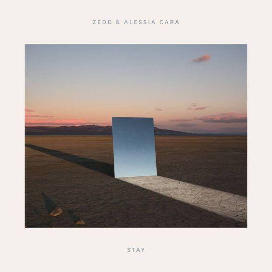 Coverafbeelding Stay - Zedd & Alessia Cara